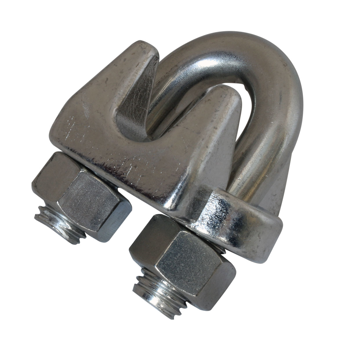 Type 316 Stainless Steel Wire Rope Clips