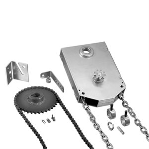Chain Hoist - Shaft Mount (4020V) 4:1 Reduced Drive