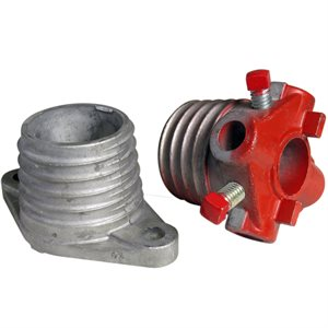 2 IN Universal Spring Fitting Set - Red