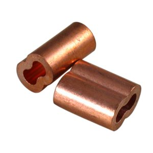 3 / 64 X 100pcs Copper Sleeves