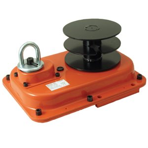 5000 LB Split Drum Ceiling Winch