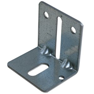 J-1 12 Gauge Jamb Bracket X 10 Pcs