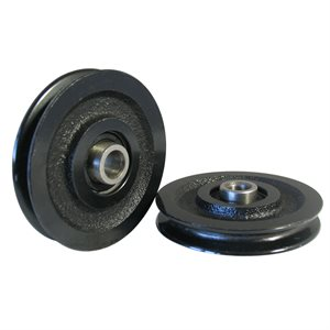 3 Cast Iron Sheave Pulley