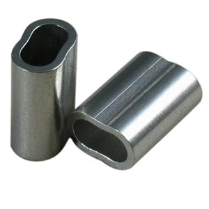 3 / 32 Type 316 Stainless Steel Sleeves