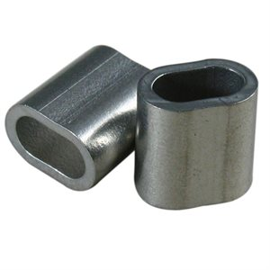 1 / 8  Type 316 Stainless Steel Sleeves