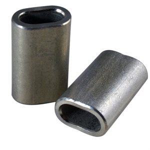 3 / 16 Type 316 Stainless Steel Sleeves